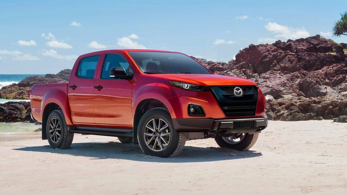 2021 Mazda Bt 50 Is Ready To Receive A New Look In 2020 Mazda Toyota Hilux Toyota