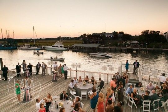 The Charleston Area Wedding Guide : Cottage on the Creek ...