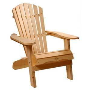 Unfinished Cape Cod Adult Pine Chair