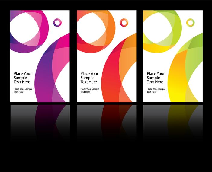 Dynamic Ribbon Card 01 Vector #AD , #AD, #AD, #Ribbon, #Vector, #Card, #Dynamic