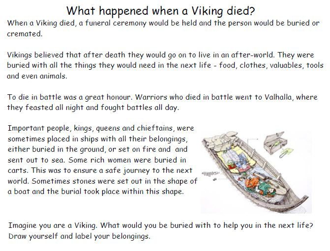 viking burials worksheets on viking burial rituals and beliefs norse rune vilking. Black Bedroom Furniture Sets. Home Design Ideas