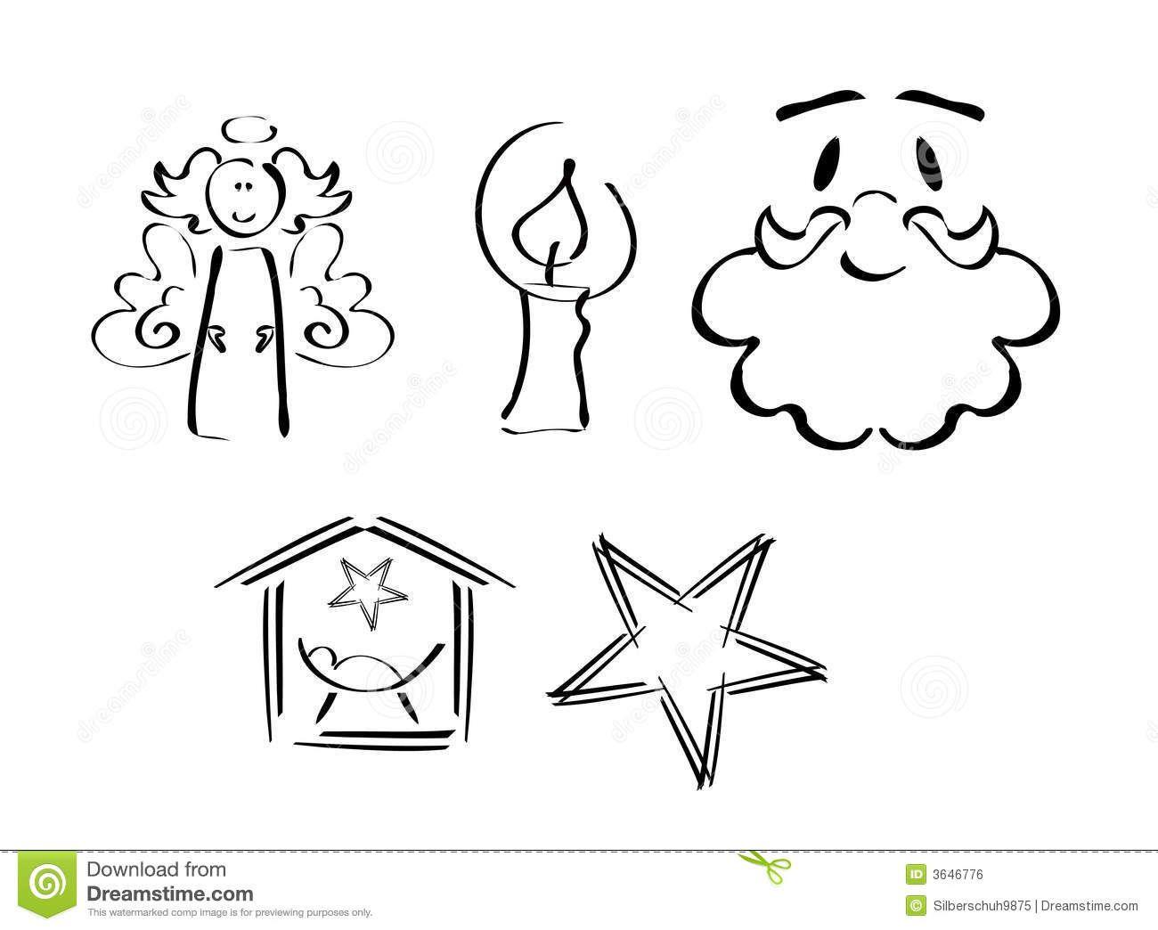 advent symbols - Google Search | Bianco natale, Festa