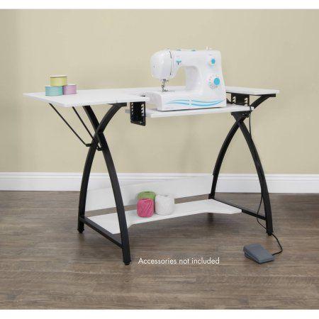 Studio Designs Comet Sewing Table Walmart Com Sewing Table