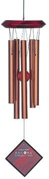 Amazon.com : Woodstock Encore Collection Bronze Chimes of Mars Windchime : Woodstock Wind Chimes : Patio, Lawn & Garden