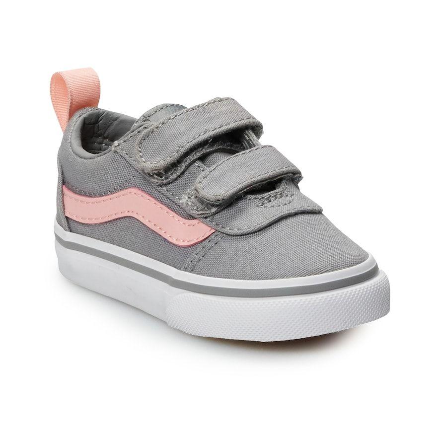 Vans® Ward V Toddler Girls' Skate Shoes