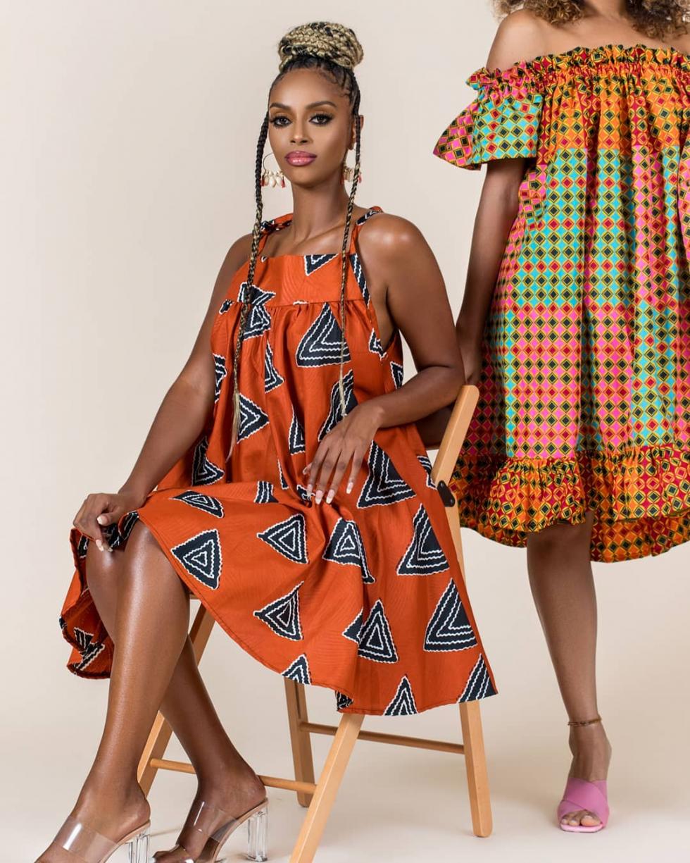 Best 10 Ankara Styles For Summer By Grass Fields Grass Fields 2019 Latest African Fashion Dresses African Maternity Dresses African Fashion [ 1225 x 980 Pixel ]