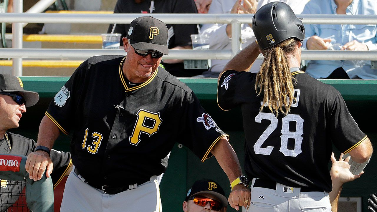 Pirates Players Trying To Hit More Line Drives Pittsburgh Pirates Baseball Pirates Baseball Pittsburgh Pirates