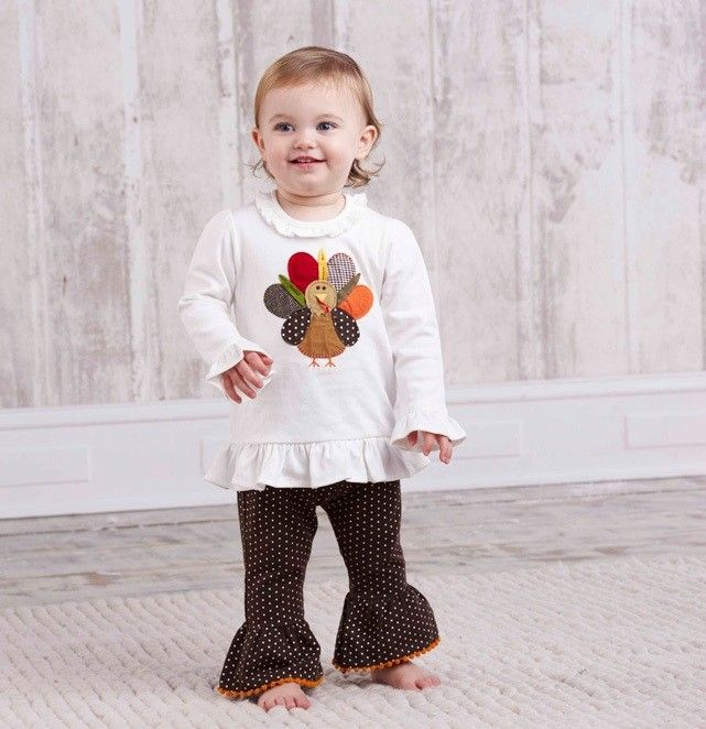 turkey tunic and by mud pie thanksgiving for c