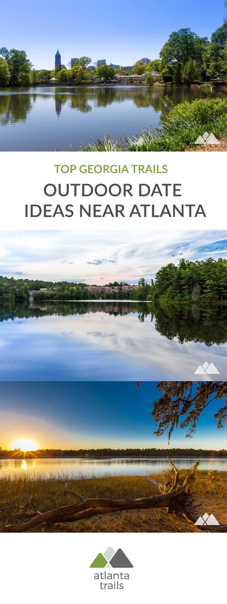 outdoor date ideas near atlanta: romantic adventures in georgia