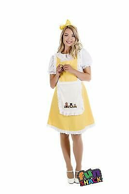 Find many great new & used options and get the best deals for Storybook Fancy Dress - Bo Peep Goldilocks Miss Muffet Alice - Womens Costume at the best online prices at eBay! Free delivery for many products!
