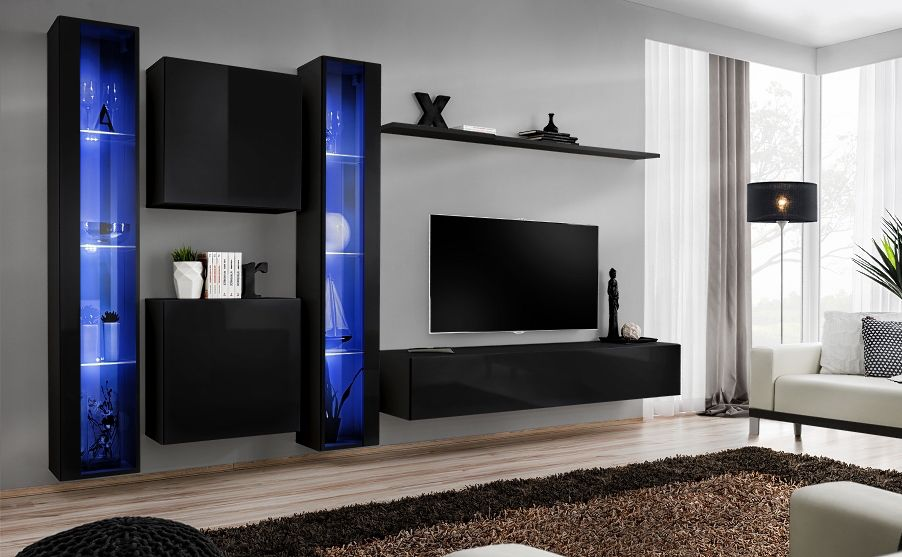Shift 16 Living Room Wall Units Media Storage Mobel