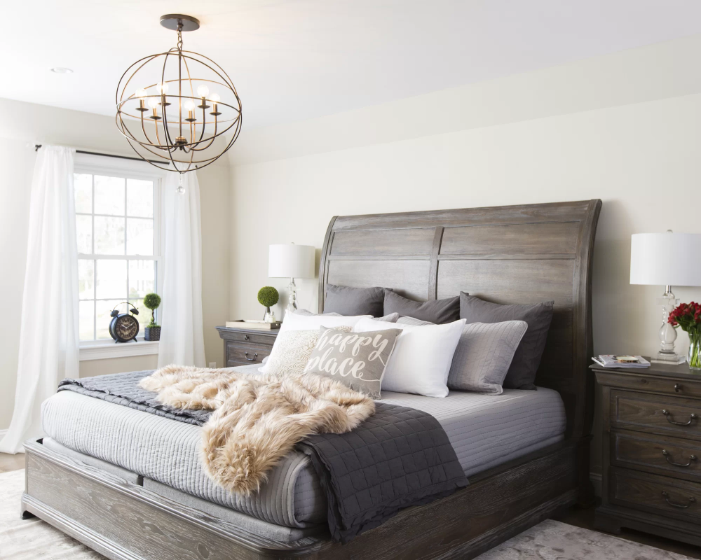 Best Modern Farmhouse Bedroom Design Photo By Joss Main 400 x 300