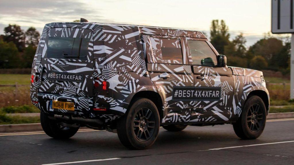 Best 2020 Land Rover Defender Engine Car Price 2019