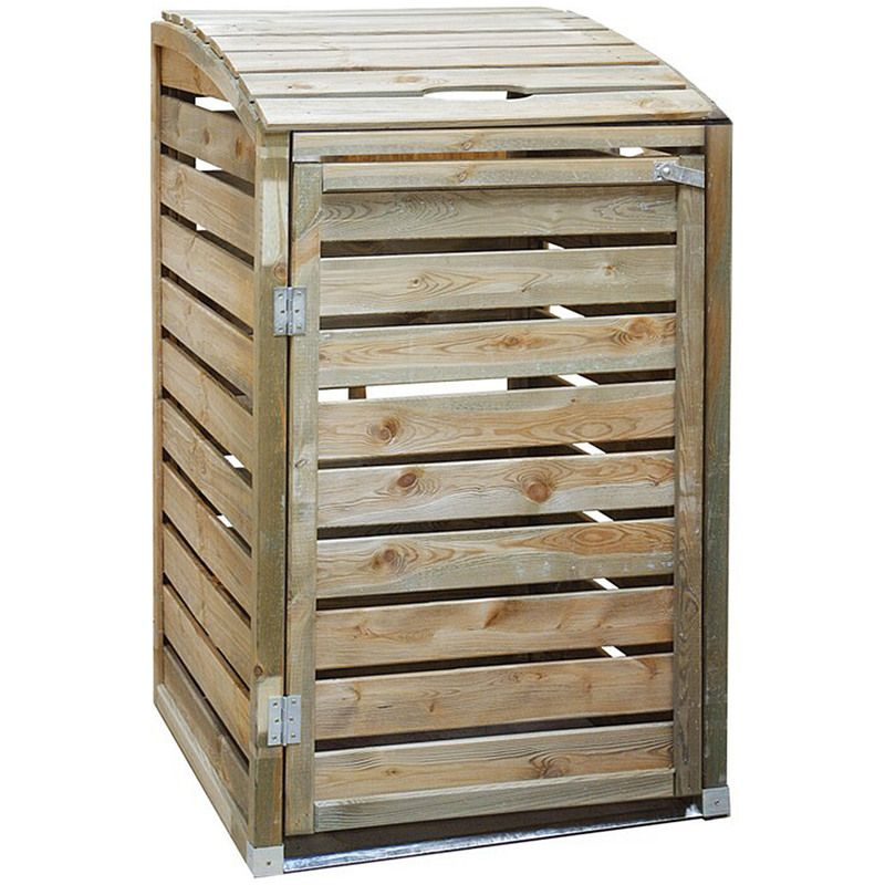 Cache Poubelle Outdoor Furniture Outdoor Decor Outdoor Storage