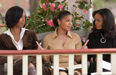 Janet Jackson on 'Why Did I Get Married?'... My fav talk of the movie!