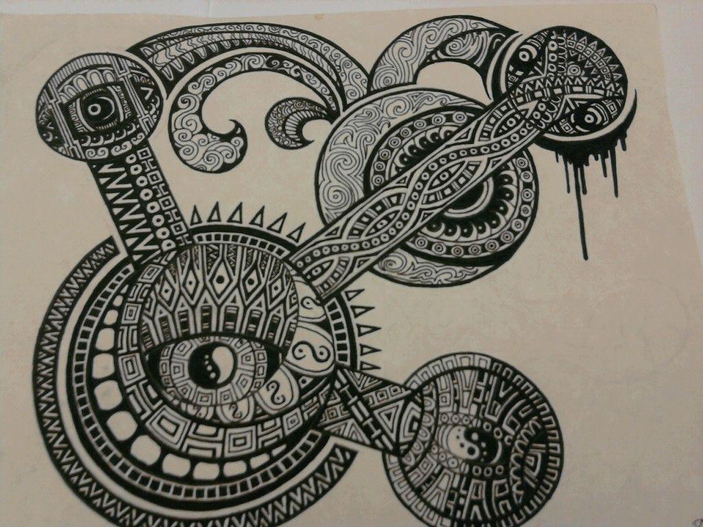 Trippy_Clockwork_by_PatrickSchappe_Art.jpg (1024×768)
