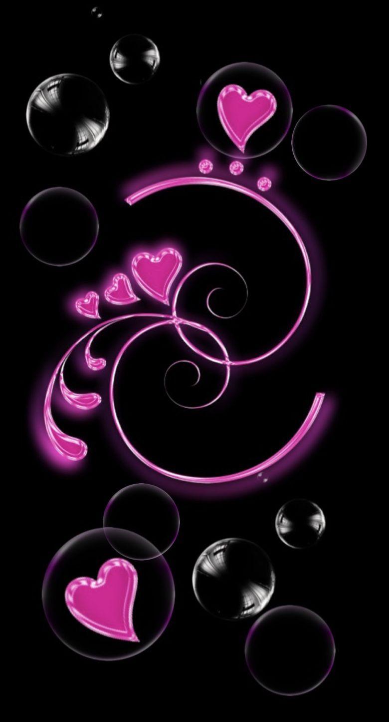 Pin By Lidwina On Wallpaper 8 Heart Wallpaper Heart Bubbles