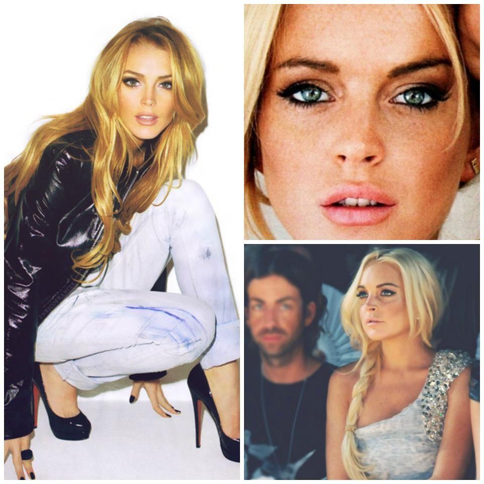 """""""Não tenho namorado. Tenho Chanel, Hermes e diamantes"""".  - Lindsay Lohan"""