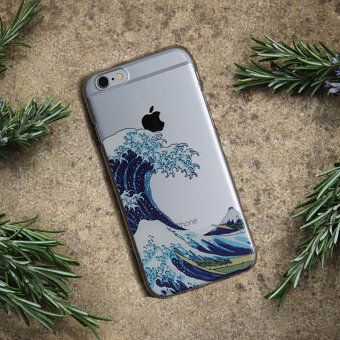 iphone 7 plus phone cases waves
