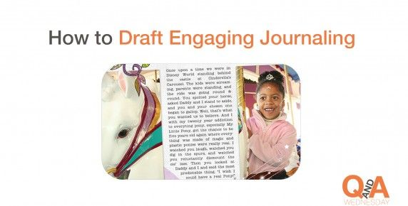 How to Write Engaging Journaling by Tiffany Tillman