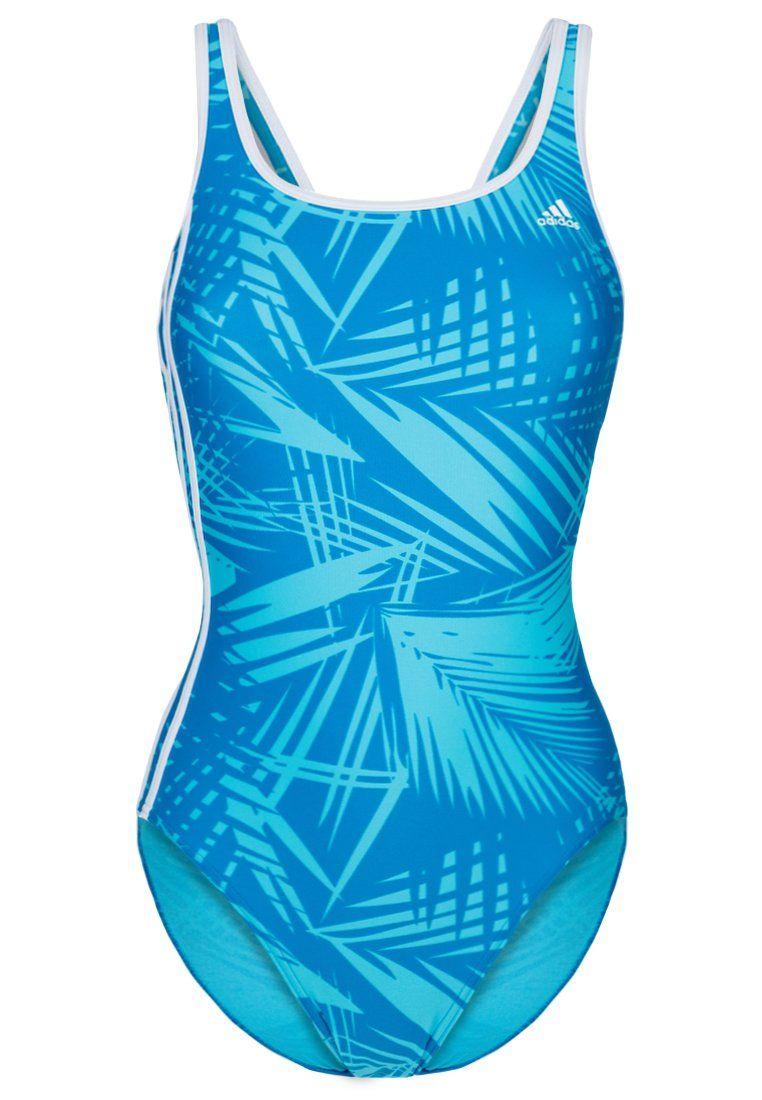 adidas Performance - Badeanzug - solar blue