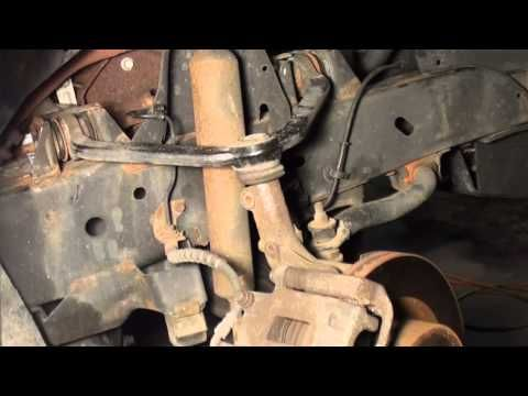 Ford Explorer How To Replace Upper Ball Joint Ford Explorer Ford Explore