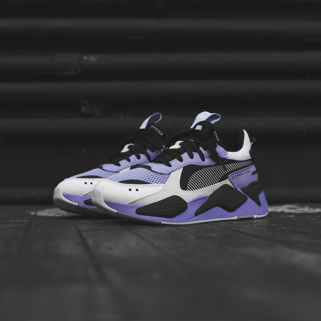 buy online 0c24a add10 Puma RS-X Reinvention - Sweet Lavender   Black – Kith
