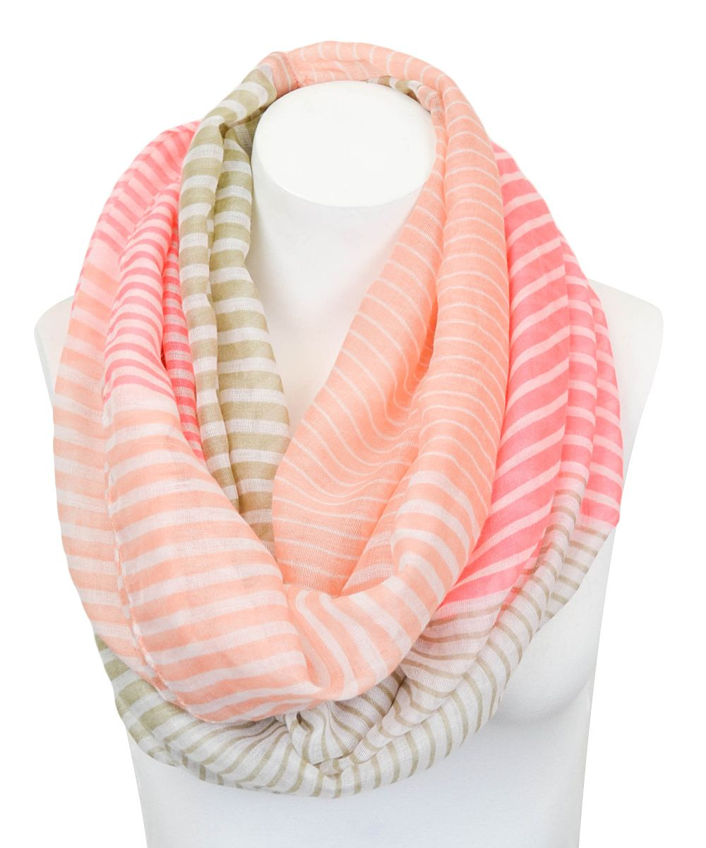 infinity pink missy dusty empire inga fluffy scarf