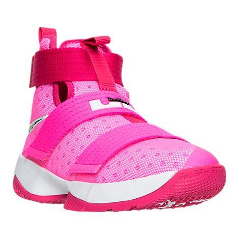 2437ad347ea ... buy boys grade school nike lebron soldier 10 basketball shoes finish  line bdbb9 c06b1