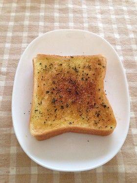 ずっと食べてる オリーブオイルのトースト