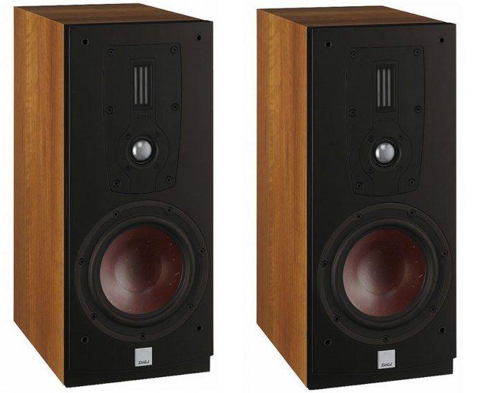 Dali Ikon 2 Mk2 Speakers Pair Bookshelf Speakers Audio Ikon