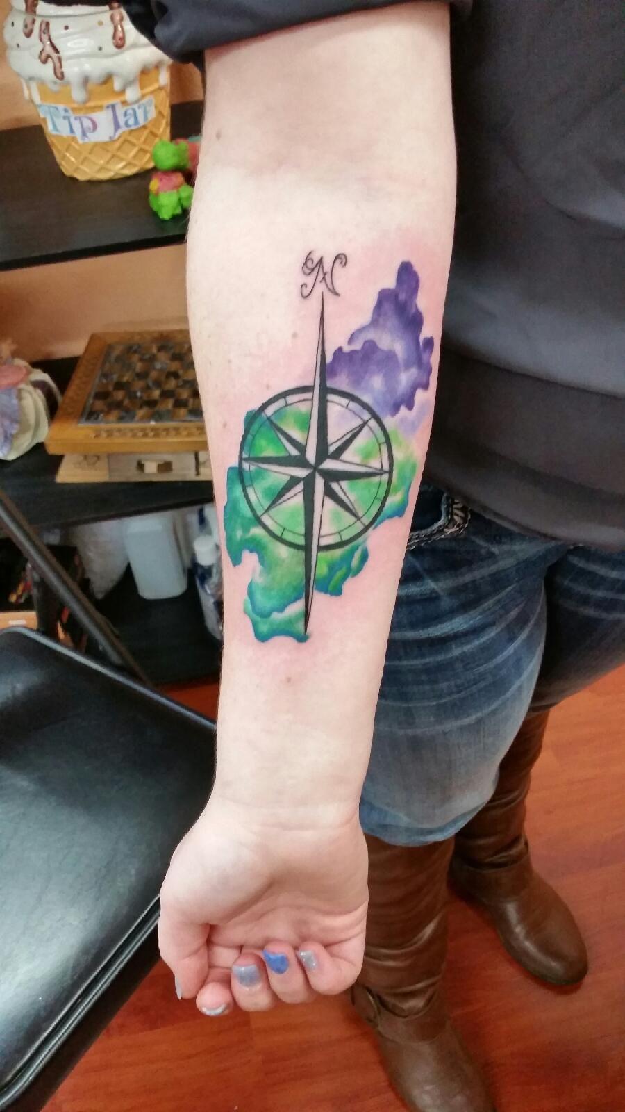 Got this done in january at kawbi tattoo in salem oregon