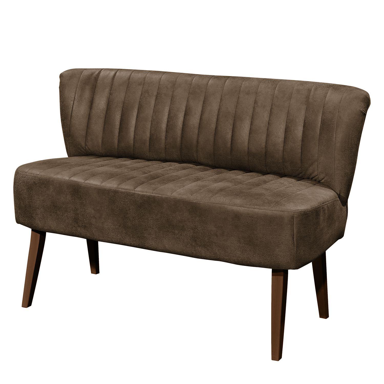 Amazing Sofa Rotnes Sitzer Antiklederlook Buche Dunkel Havanna mooved M bel Wohnzimmer Sofas u Couches mooved Jetzt bestellen unter
