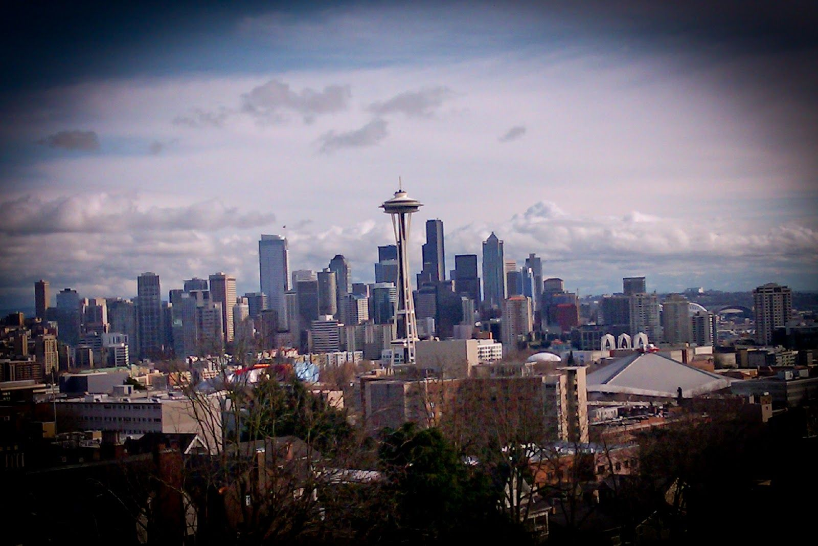 Take your breath away - Kerry Park.