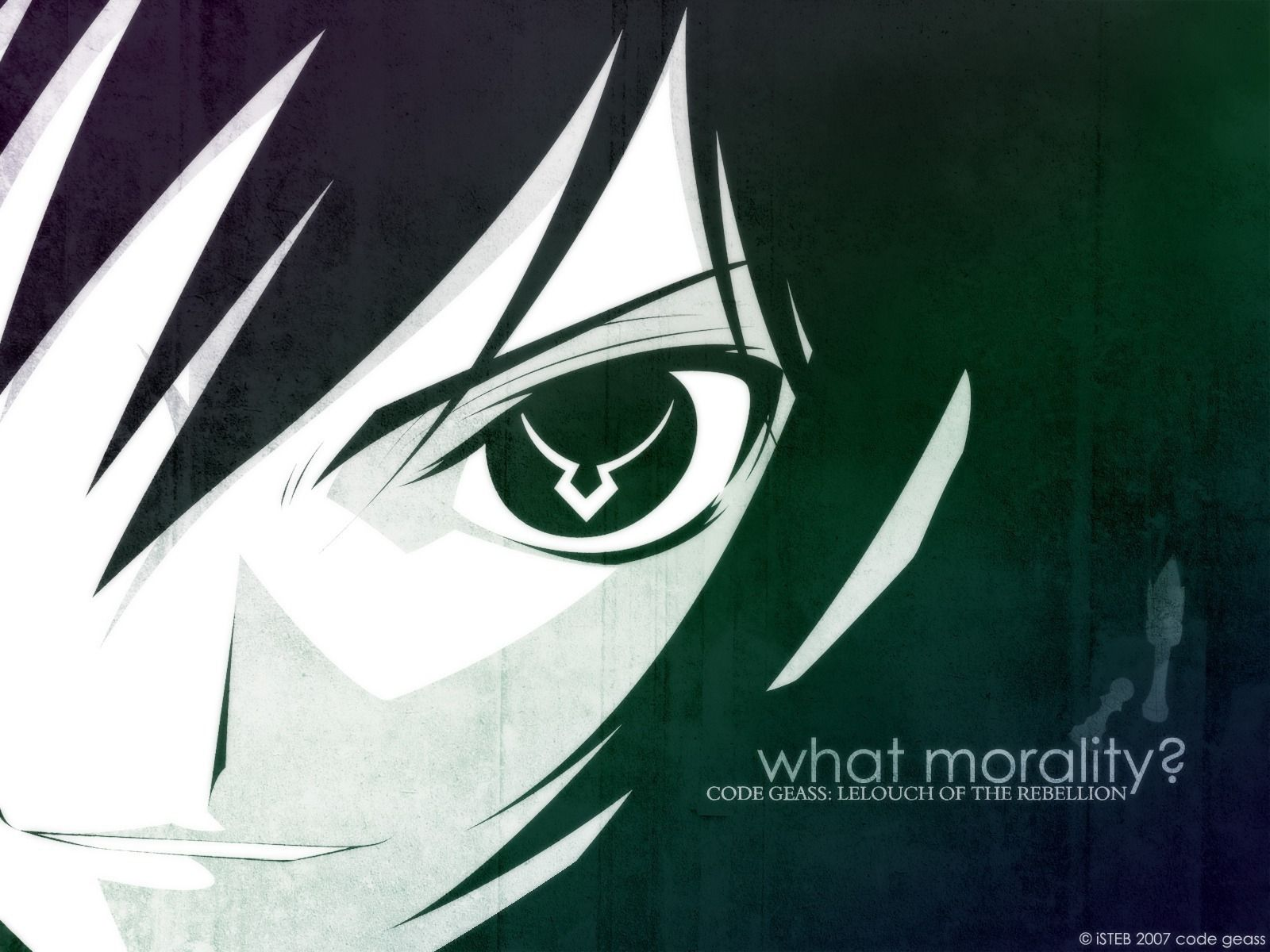 Code Geass Wallpaper Lelouch Eye