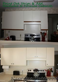 Superbe Painting Formica Cabinets