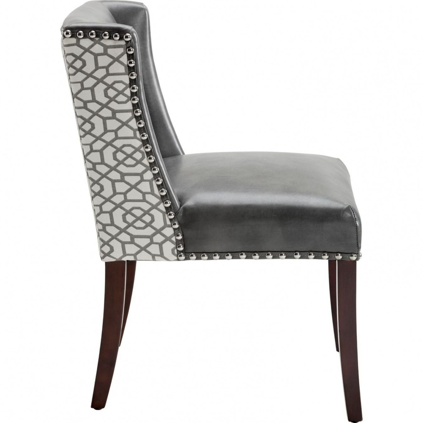 55 Leather And Fabric Dining Chairs Modern Clic Furniture Check More At Http