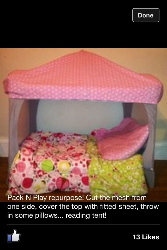 Pack N Play Repurpose For Boys Ideas