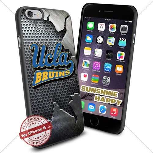 UCLA Bruins, Logo NCAA Sunshine#1630 Cool iPhone 6 - 4.7 Inch Smartphone Case Cover Collector iphone TPU Rubber Case Black SUNSHINE-HAPPY http://www.amazon.com/dp/B011SH91GC/ref=cm_sw_r_pi_dp_sZi8vb07FS60A