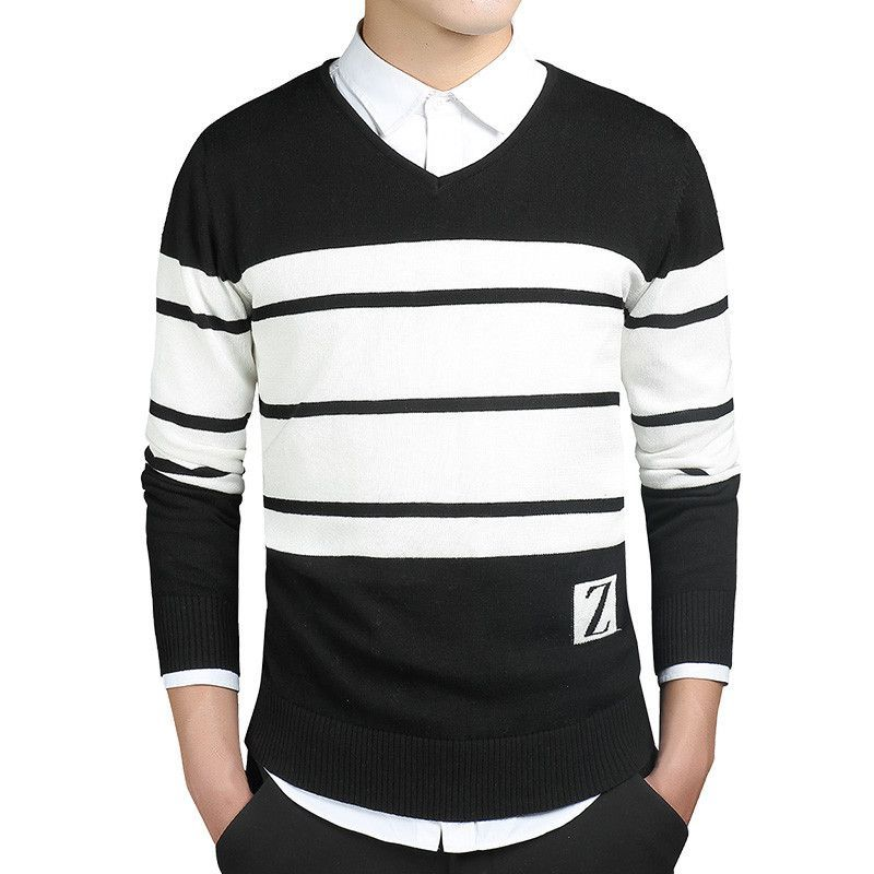 Striped Cashmere Sweater | Products | Pinterest