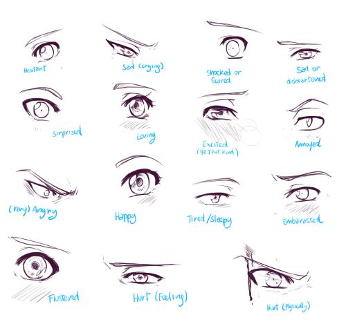 Art References Anime Eye Drawing Eye Drawing Anime Eyes