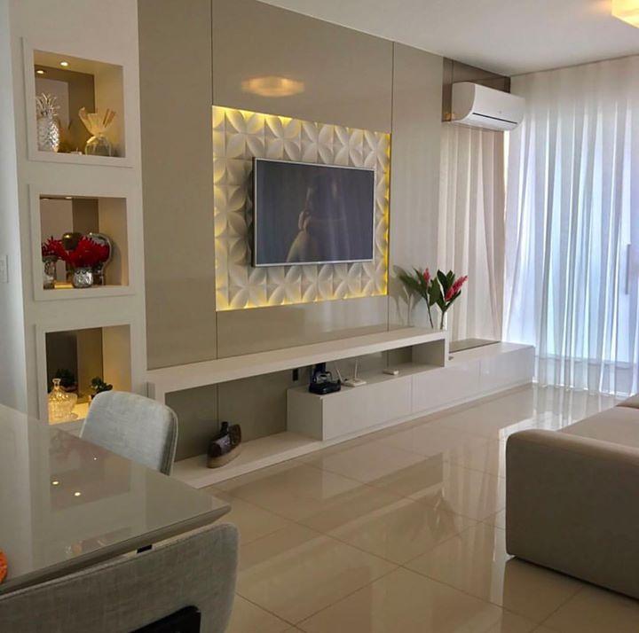 Meuble Tv, Conception Du Mur De Tv, Chambre Parents, Chambre Adulte, Mur De  Séparation, Salon Marocain Moderne, Mur Tv, Décoration De Salons, ...