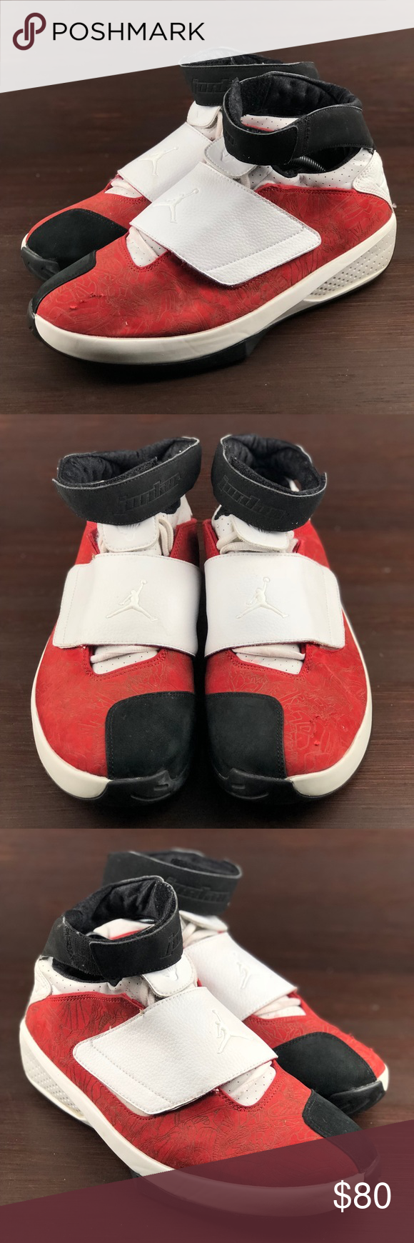 new arrival 57f7b 53af3 Nike Air Jordan 20 XX OG Midwest Condition  Pre-owned. See pictures for