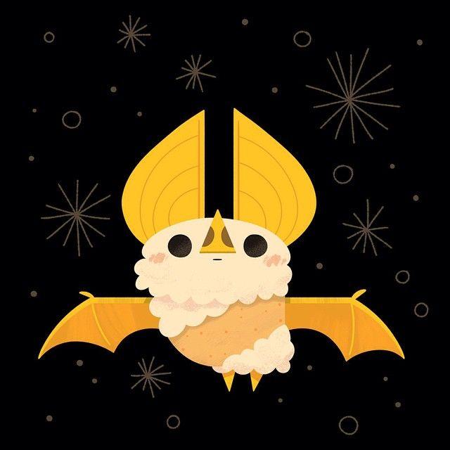 Wool of bat #Macbeth