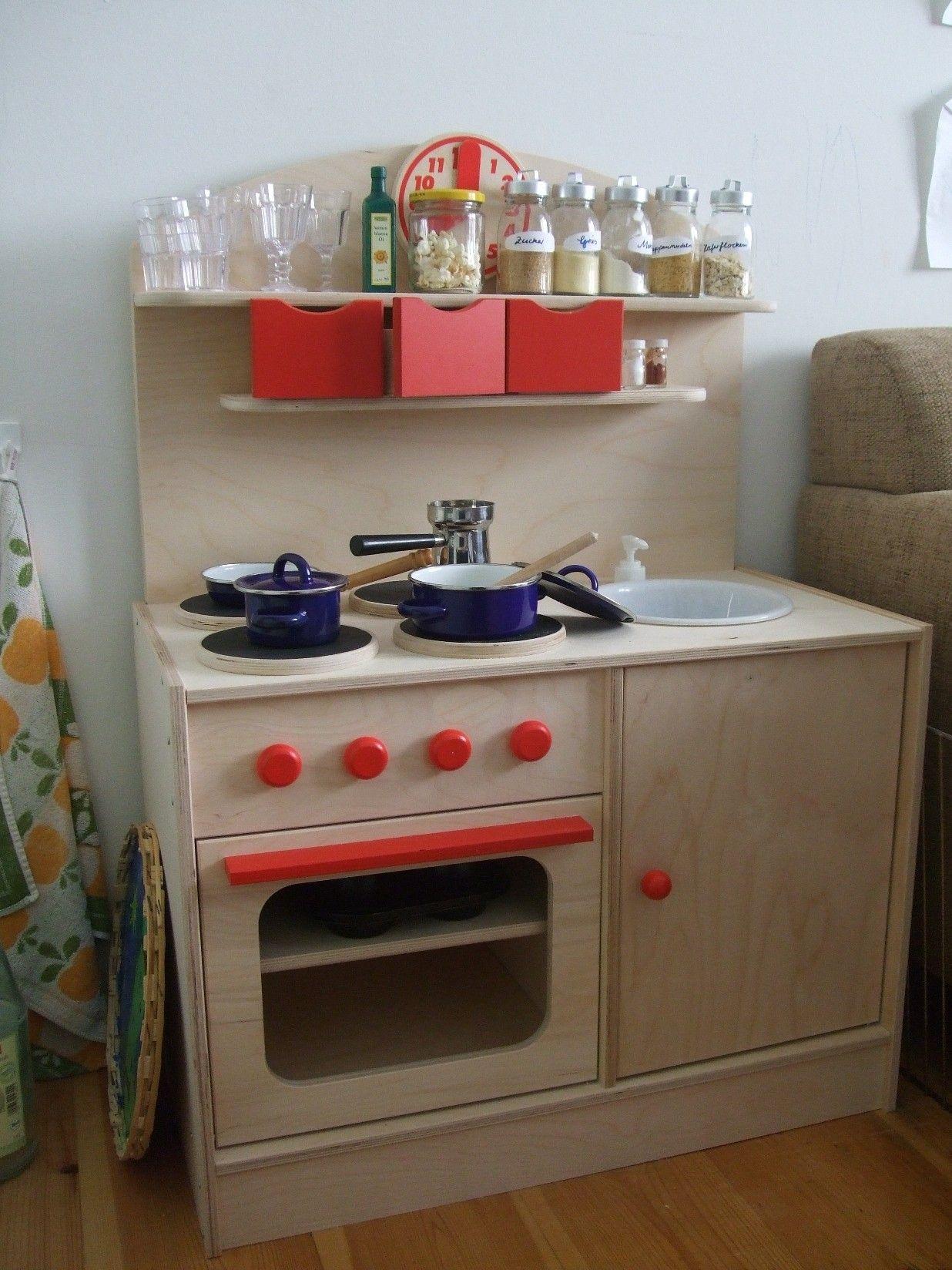 Kinderkuche Selber Bauen #75: Kinderküche
