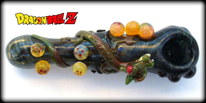 Dragon Ball Z Glass Pipe