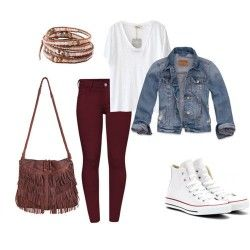 high school outfits teenage girls - Google Search | high skuul ...