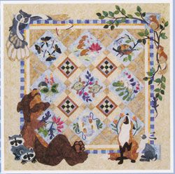 Java House Forest Galorest quilt..so cute