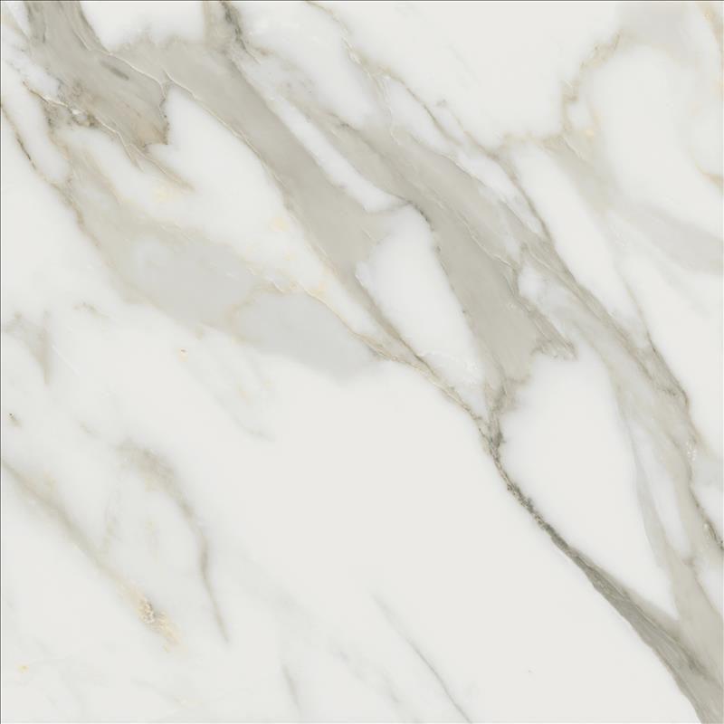 MARMI REALI marble looking porcelain tiles 800x800. Color : CALACATTA