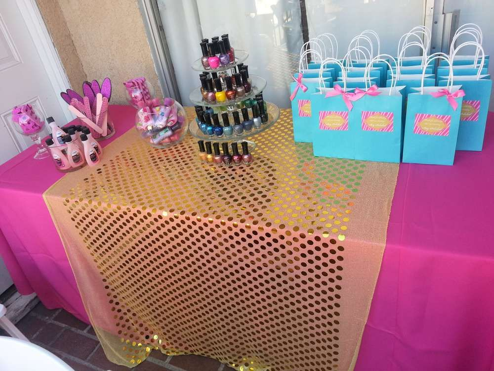 Makeup Birthday Party Ideas Childrens Party Ideas Party